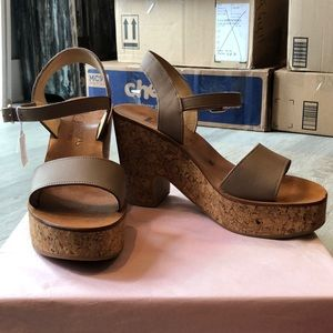 KJacques wedges - size 38